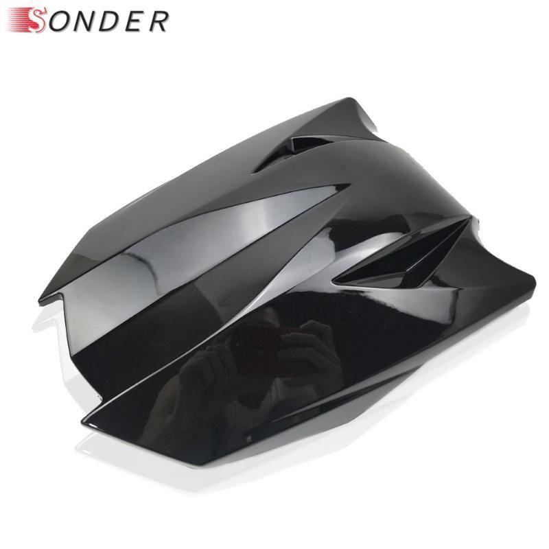 Para Ninja Z 1000SX Z1000SX Z1000 SX 2011-2018 17 16 15 14 13 12 11 traseiro do assento do assento da tampa capuz Solo piloto do café