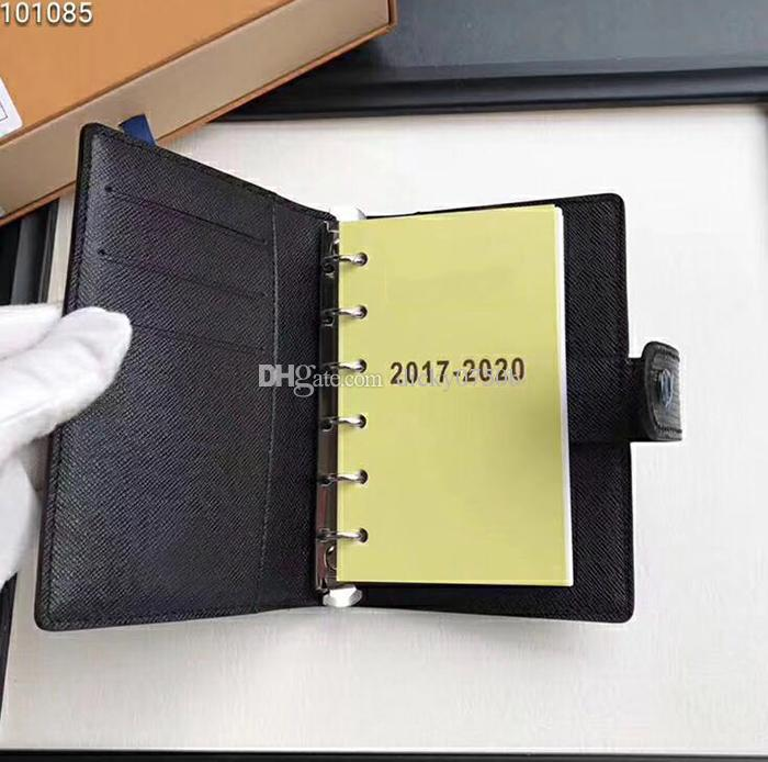 Bloc de notas multifunción de notas sueltas de alta calidad cuaderno de notas de negocios memorándum de la reunión carpeta de registro del libro desmontaje bloc de notas shell