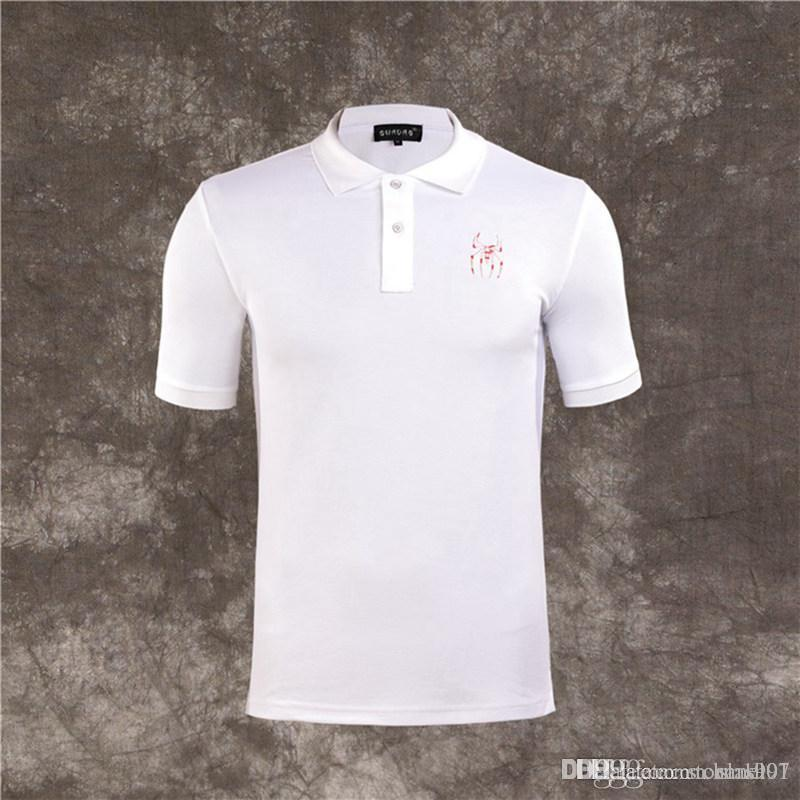 Мода футболка мужская дизайнерская футболка Письмо печати мужская повседневная круглый вырез женская летняя футболка топ Оптовая продажа W007