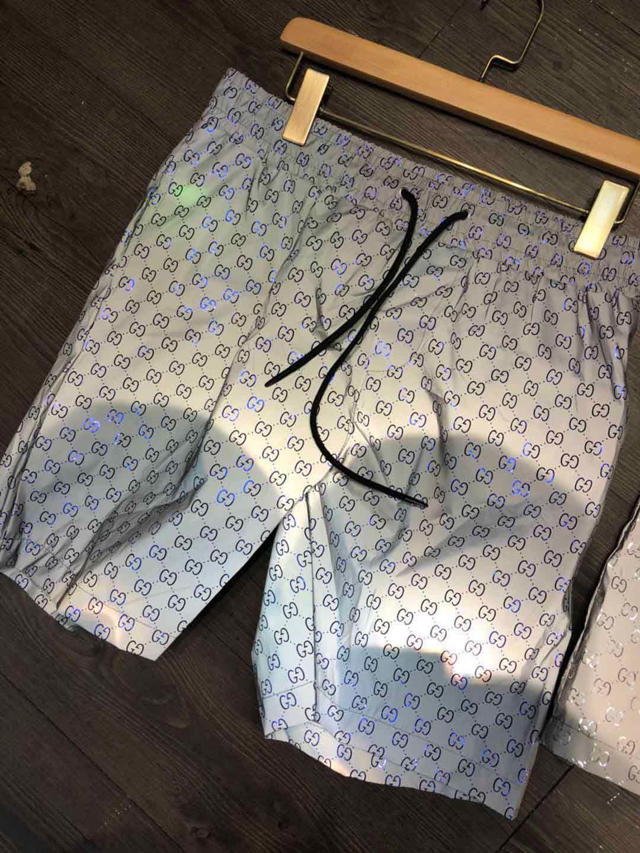 Nuoto vita dell'uomo Lettera Surf tessuto impermeabile nuovi bicchierini degli uomini di bordo della spiaggia di estate dei pantaloni di bicchierini Swimwear Bermuda uomini di alta qualità