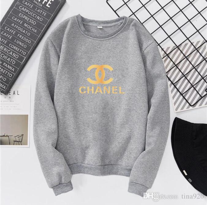 Black Hoodies Jacket Printed For Womens Autumn Embroidery Designer Pullover Sweatshirts Long Sleeved Hooded Tops Clothes