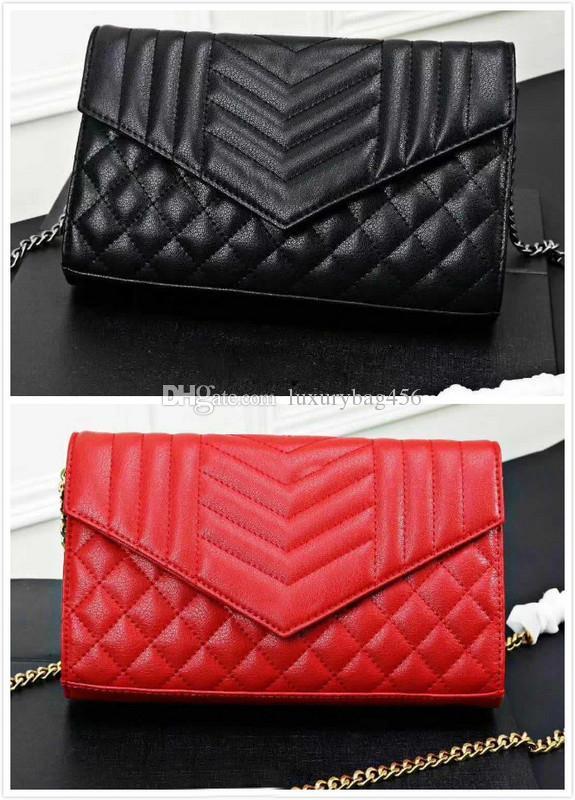 Y 2019 top fashion handbag actress with the same paragraph Ms. bag ladies Messenger bag summer package ladies bag