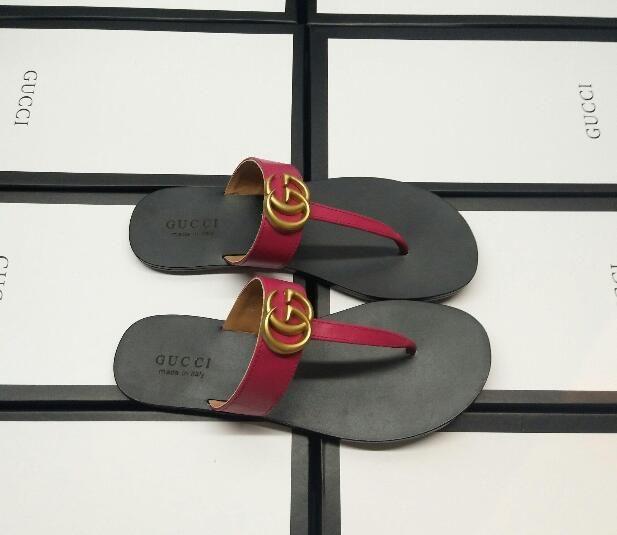 Leather Thong Sandal Women Luxury