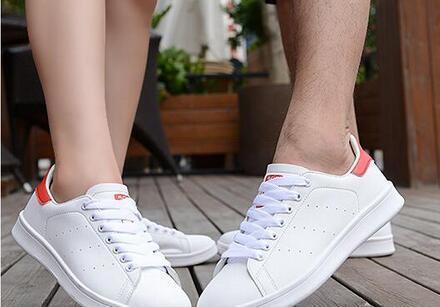 BM2 2.020 mulheres Hot! Estilo clássico Stan Smith sapatos masculinos sapatos casuais 36-44 Musial Stan Smith skate sapatos brancos PO2J 8JGJ