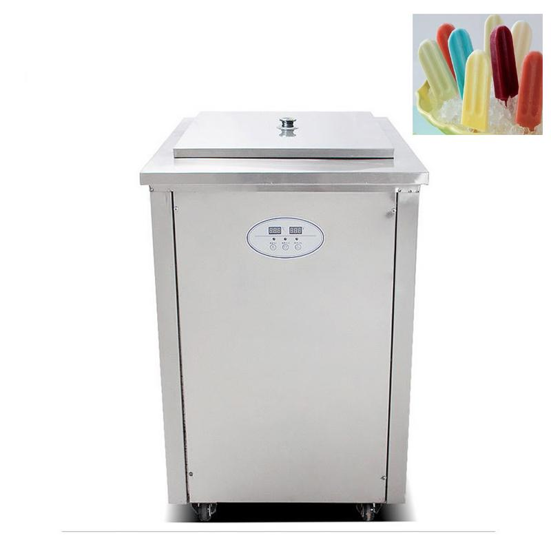 Sell high-quality single-mode large-capacity ice machine automatic popsicle maker stainless steel popsicle machine fruit popsicle machine