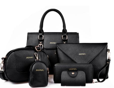2019 женщины одна сумка крест пакет новый стиль мода сумка шесть штук @111