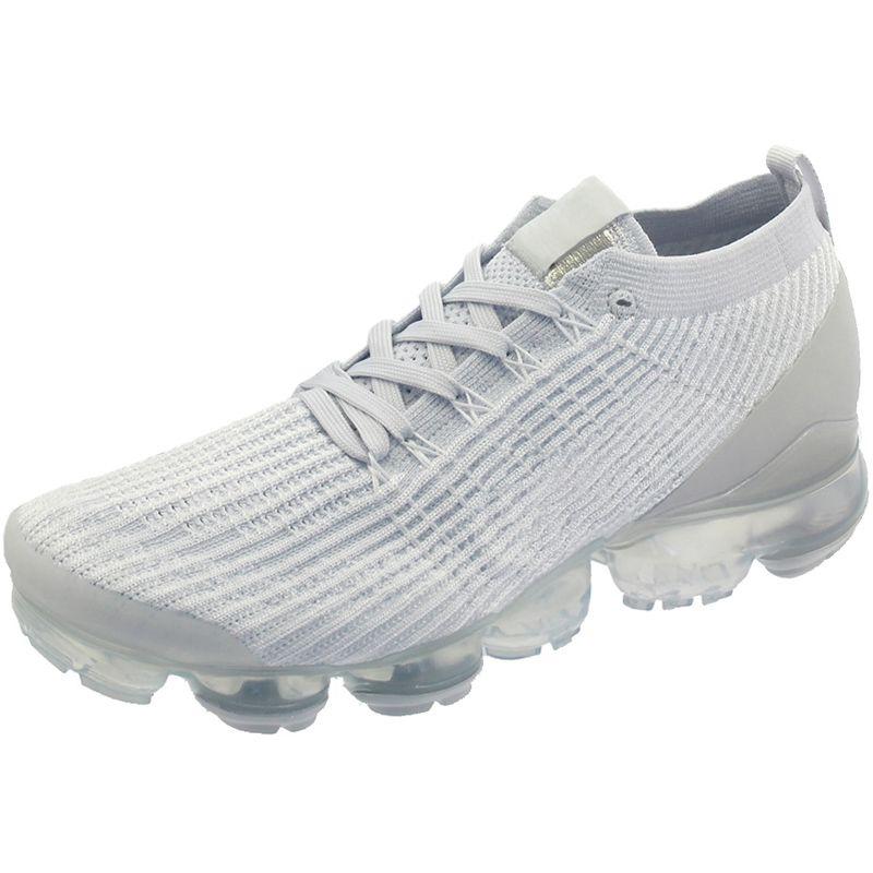 Erkekler Kadınlar Için Koşu Ayakkabıları Sneakers Erkek Üçlü Siyah 3.0 Beyaz Saf Platin Takımı Kırmızı Racer Mavi Eğitmenler Spor Açık Boy 36-45 US11