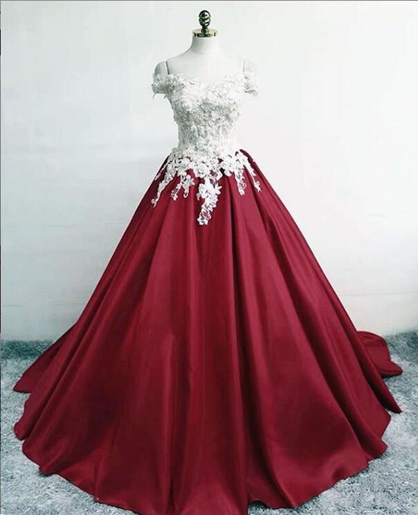 2020 atractivo del rojo A-Line vestidos de baile vestidos de noche largo negro africano niña vestidos formales por encargo Vestido de Fiesta