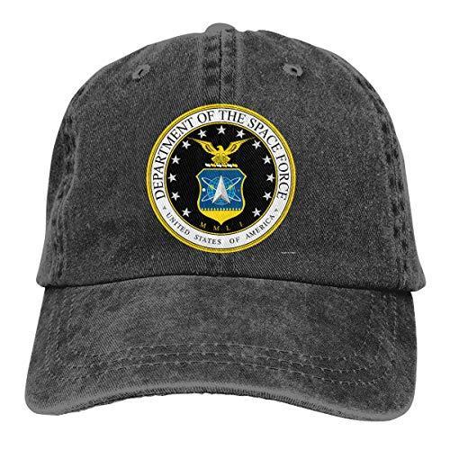 FAYAFIRE Uzay Gücü Patch Ayarlanabilir Beyzbol şapkası Baba Şapka Unisexe Erkekler Kadınlar Beyzbol Spor Dış Mekan Cap Hip-hop