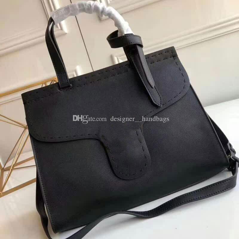 tasarımcı lüks çanta cüzdan crossbody torba düz torbaları klasik renkli omuz çantası kayış mektup gerçek deri yüksek kalite