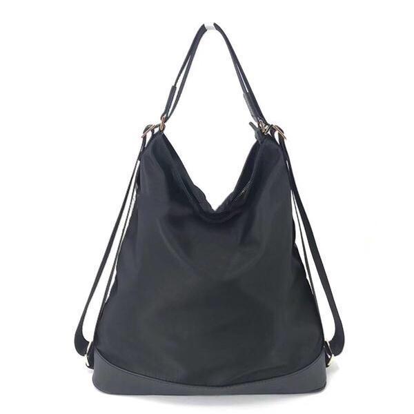 Wholesale new nylon female bag classic retro messenger shoulder shopping bag shoulder dual purpose backpack Oxford postman canvas winter fas