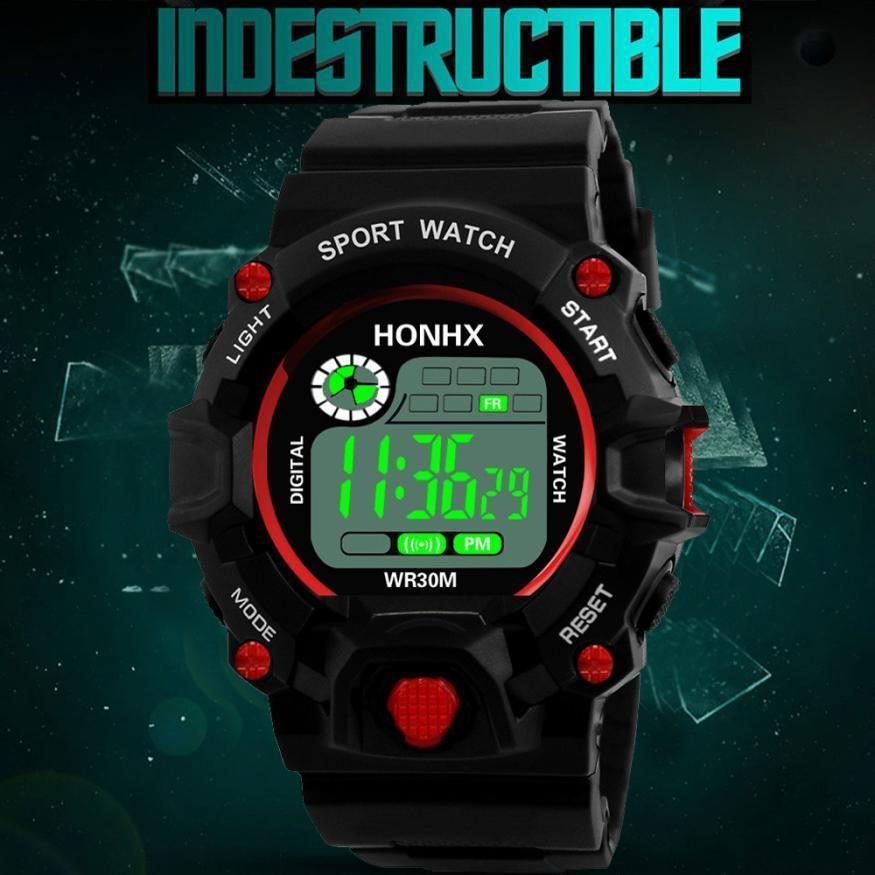 1Digital Watch Men Women Sport Analog Digital Military Army Sports Led Wrist Watch 2019 Relogio Inteligente Sports