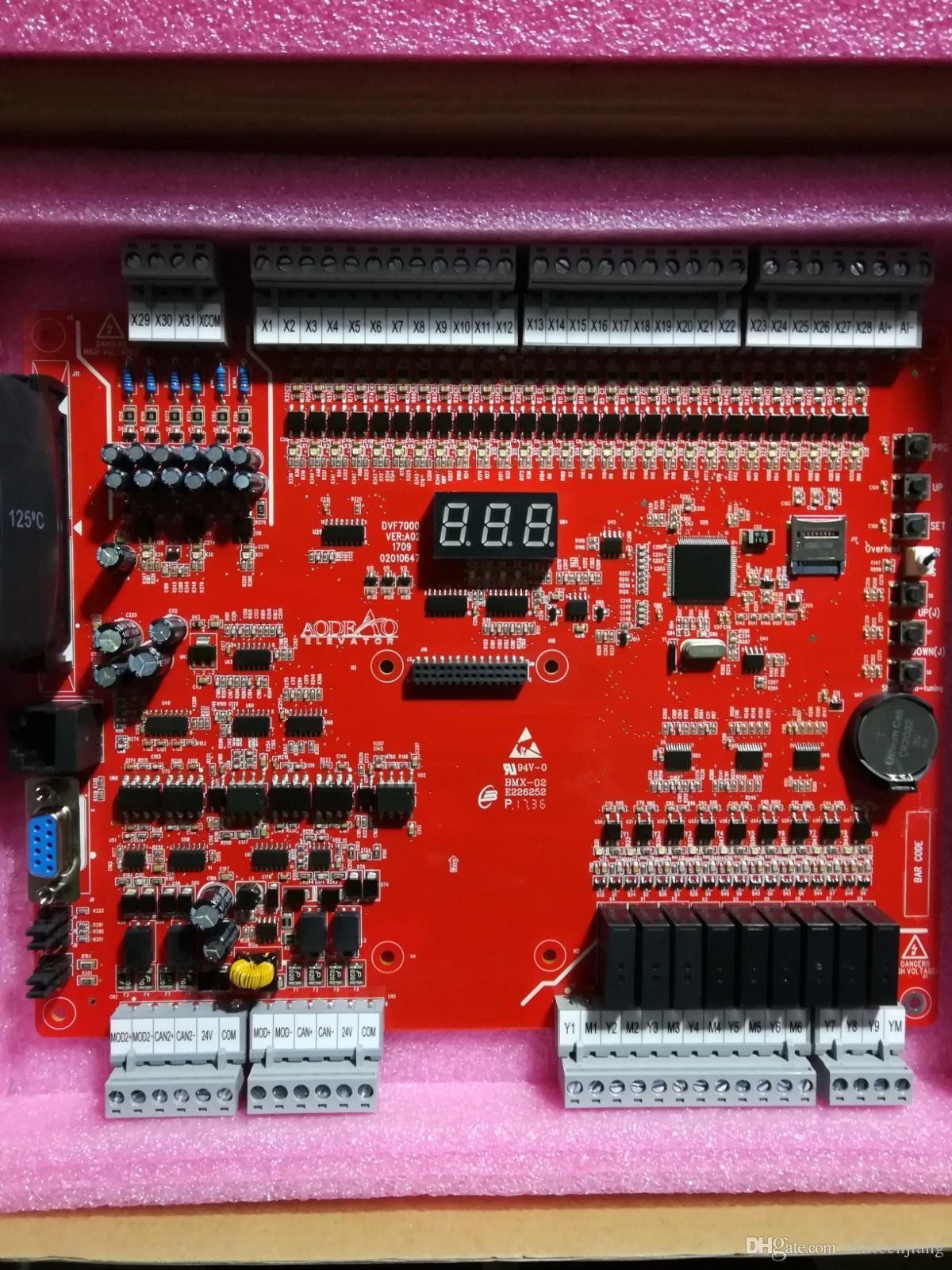 1 PC DEAO ELEVADOR Placa DVF7000 4DC600038 Novo Com Pacote de Segurança Livre Envio Acelerado