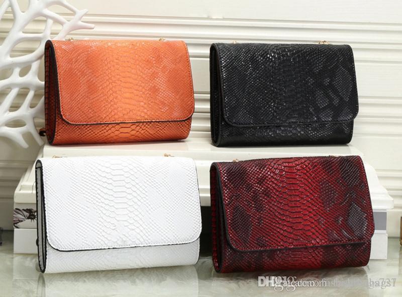 Serpentine Alligator Designer de luxo Bolsas Bolsas Mulheres Handbag Mão Mochila Mulher Totes Satchel sacos de ombro Tamanho 24 * 4 * 17 centímetros
