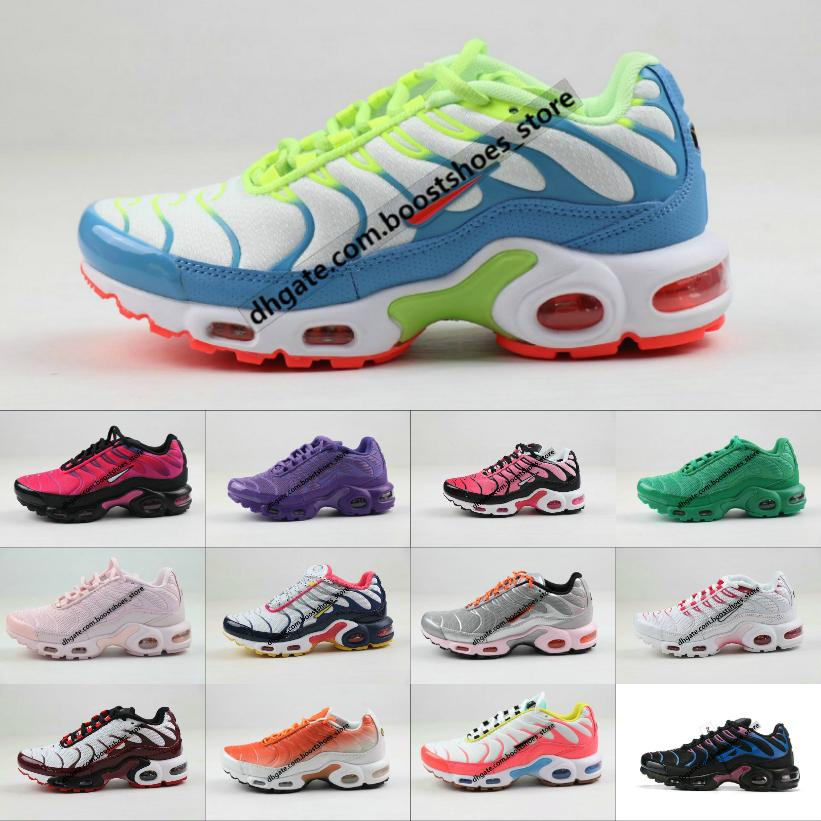 Hot Sell New Original 2020 Tn Shoes New Designs Fashion Women Breathable Mesh Tn Plus Chaussures Requin Sports Trainers Shoes 36-40