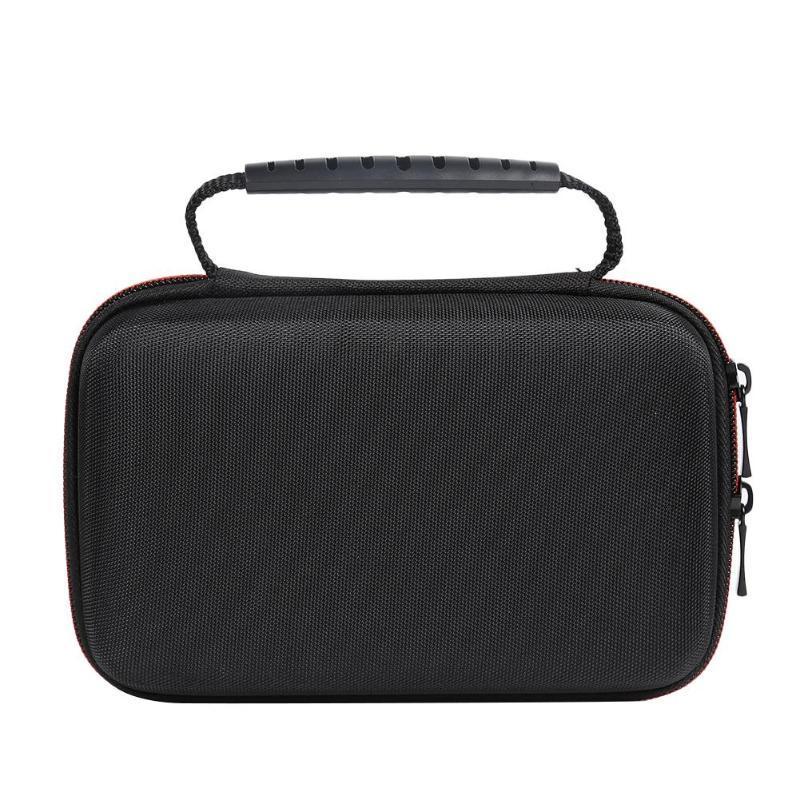 Aufbewahrungstasche staubdicht aufgerüstet EVA Nylon Aufbewahrungstasche Travel Schutztragetasche Kartenhalter für 3DSXL NEW 3DSXL / LL