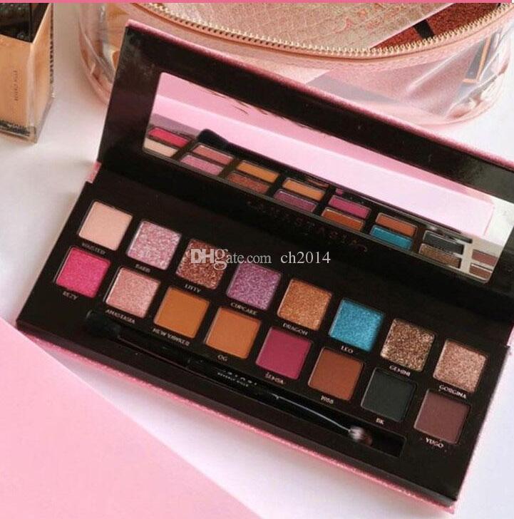 Brand 16 colors eye shadow palette xAmrezy eye shadow Shimmer Matte eye shadow Beauty Makeup 16 colors Eyeshadow
