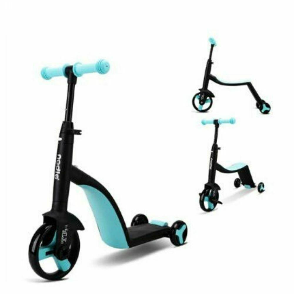 Novas crianças Scooter 3 rodas expansível
