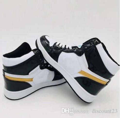 2020 Marca Skate Sapatos casuais para homens Mulheres High Top Casual Outdoor Shoes Moda Unissex tênis de basquete 36-44 B1