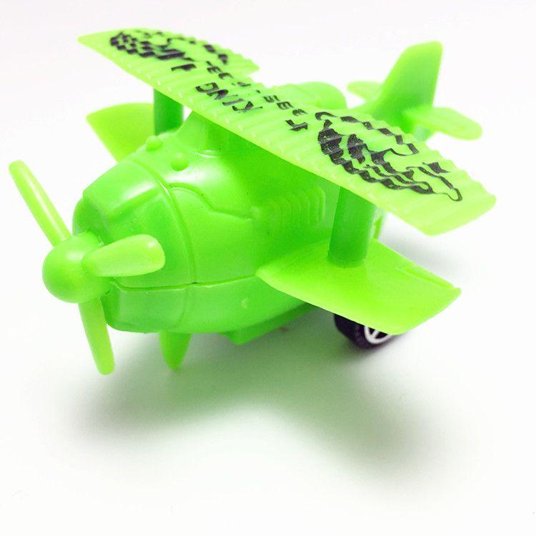Подарки производители оптовые дети Huili маленький самолет мультфильма мини пластиковые игрушки самолет модель горячей продажи в розницу