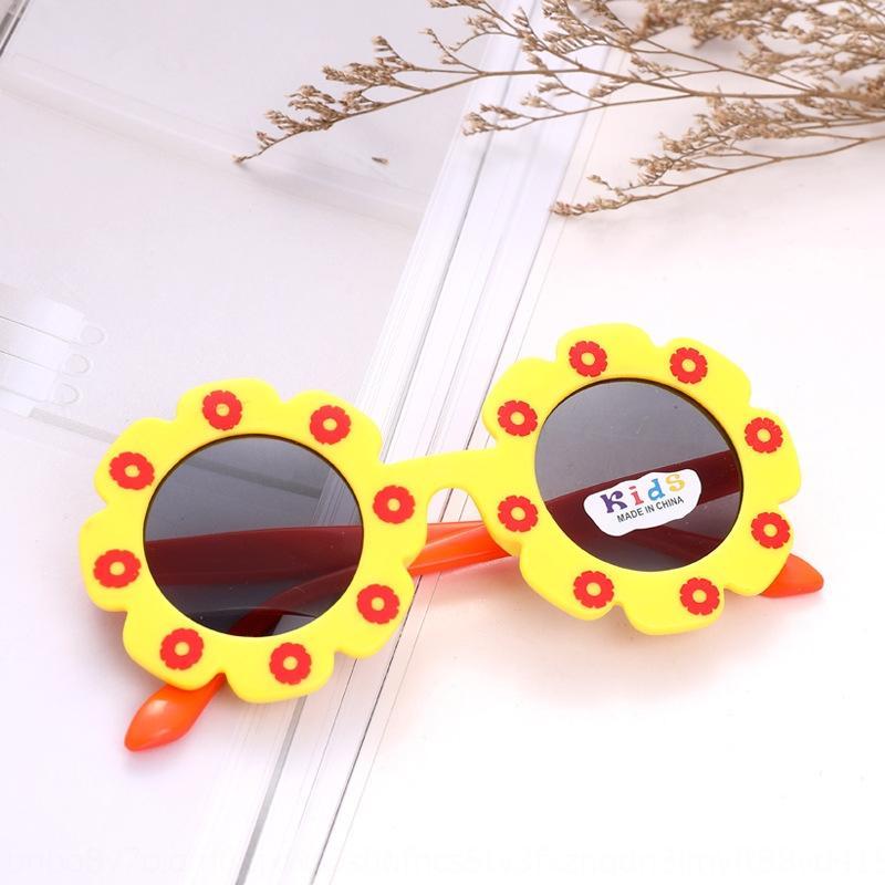 soleil pour enfants Accessoires lunettes de soleil mignon dessin animé jouets bébé garçon fille accessoires de mode u6cal