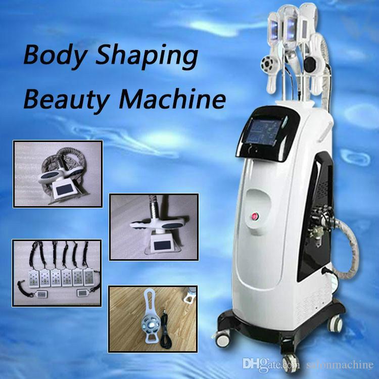 2020 New 2 alças Cryolipolysis gordura congelamento perda emagrecimento máquina peso rápido remoção de gordura Máquina de Cryolipolysis