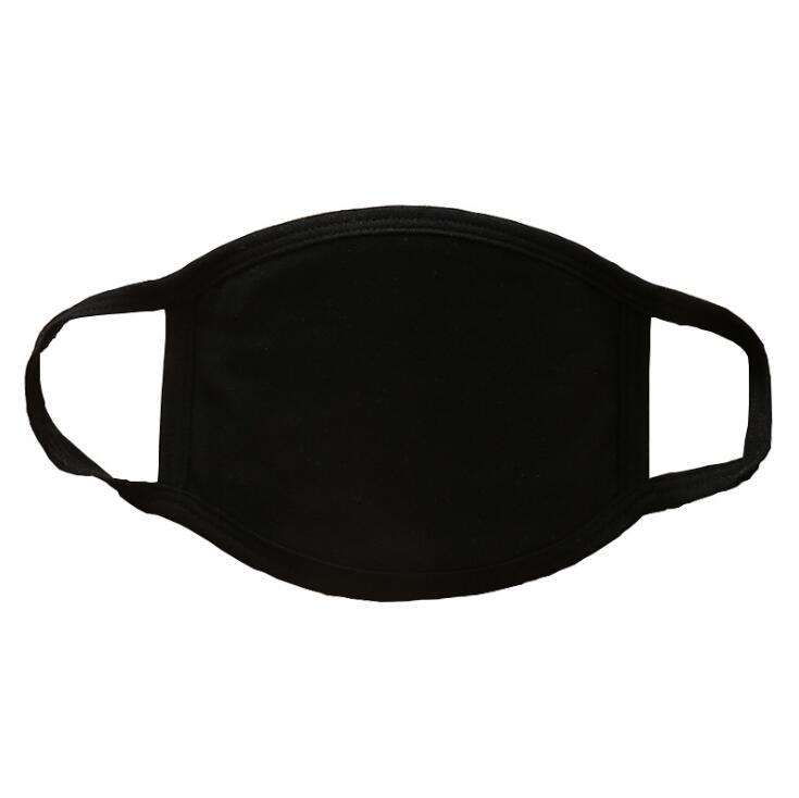 Fashion Unisex Black Health Cycling Anti-Dust Cotton Mouth Face Mask Respirator~