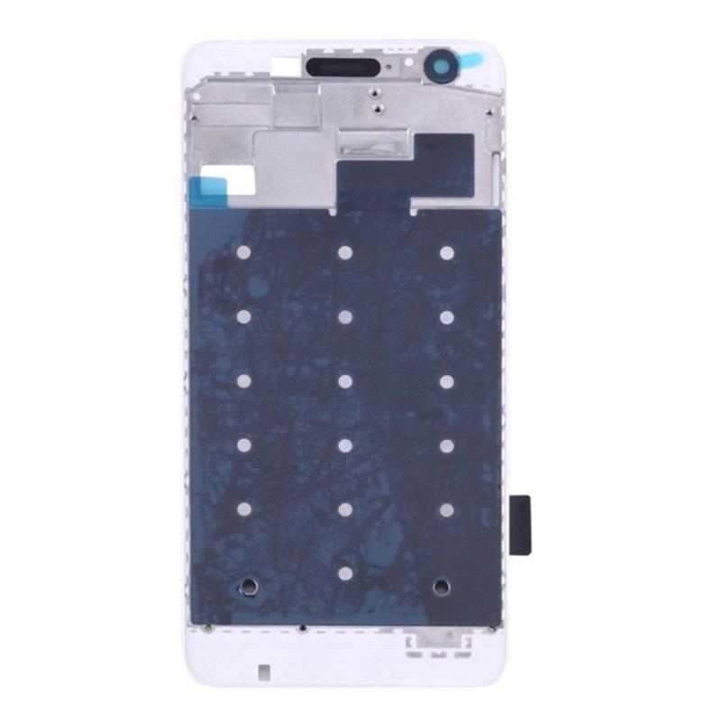 Para Huawei Enjoy 6 LCD Carcasa Panel Marco Bisel Cubierta de la cubierta Frontal A Marco Tablero Marco medio Piezas de repuesto