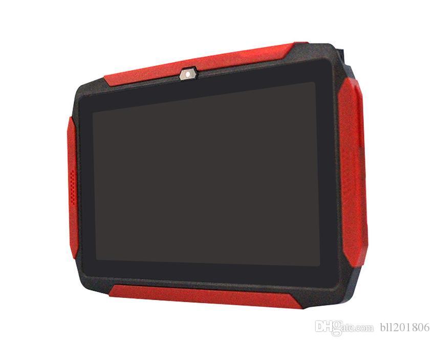 طفل اللوحي Q98 رباعية النواة 7 بوصة 1024 * 600 HD شاشة الروبوت 9.0 AllWinner لA50 الحقيقي Q8 1GB RAM 16GB مع مصنع بلوتوث واي فاي 10X DHL