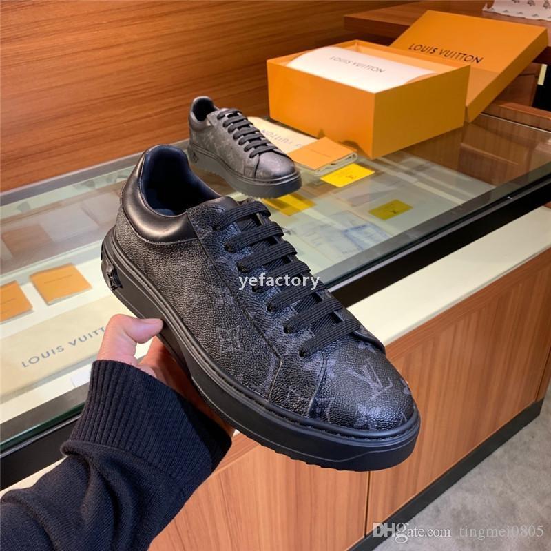 lüksOrijinal Kutusu Zapatos de hombre Erkek Ayakkabı Makosenler Lüks Stil F ile tasarımcı y328 Erkek Ayakkabı Moda Spor ayakkabı Casual Dantel-up