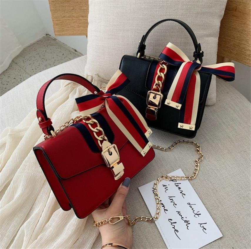 انن الكتف حقيبة الأزياء عالية الجودة الشريط حقيبة يد PH-CFY2003231