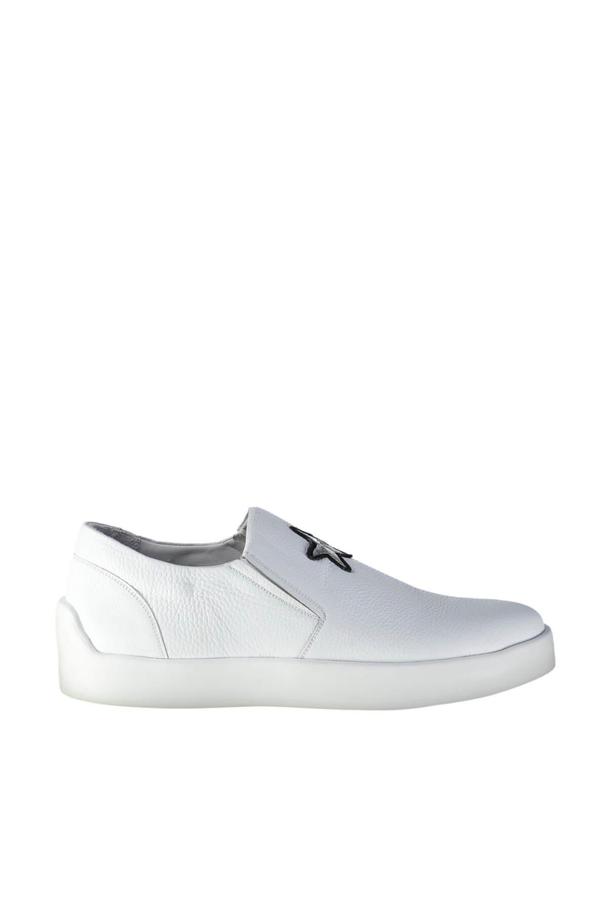 İnci Siyah Erkek Sneaker 120130005729