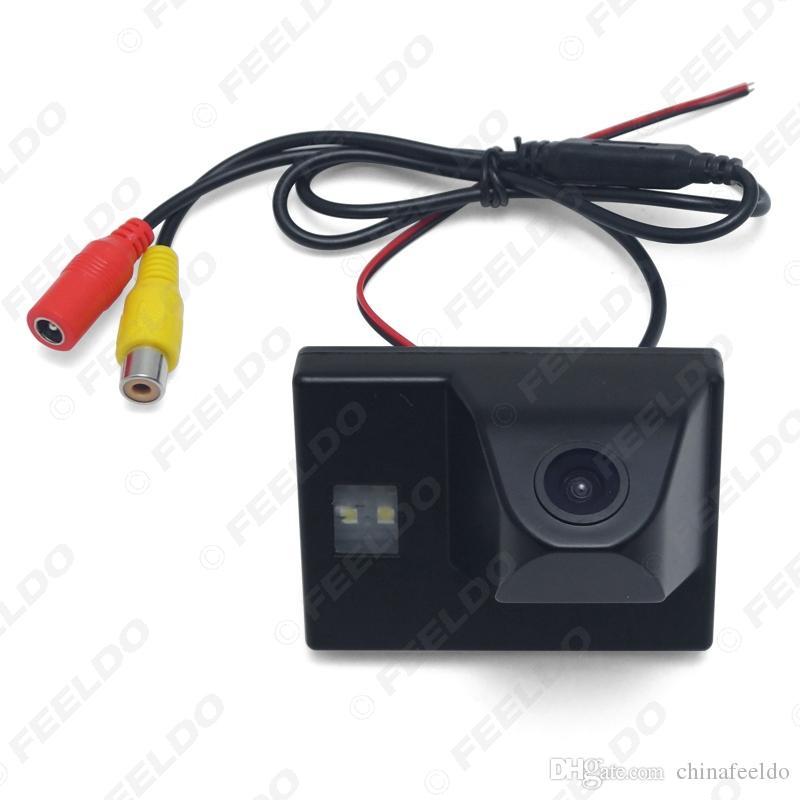 Vue exceptionnelle arrière de voiture Caméra de recul pour Toyota Land Cruiser / Lexus LX570 Caméra Parking arrière # 4802