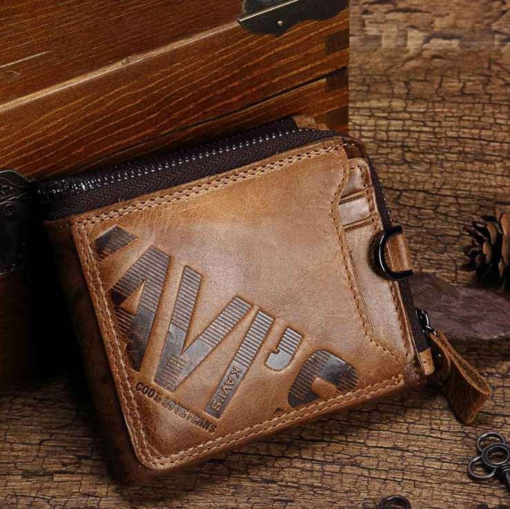 анс Многофункциональный бумажник мужчин Тонкий Портмоне прочный карты бумажник высокого качества мешок денег Мода