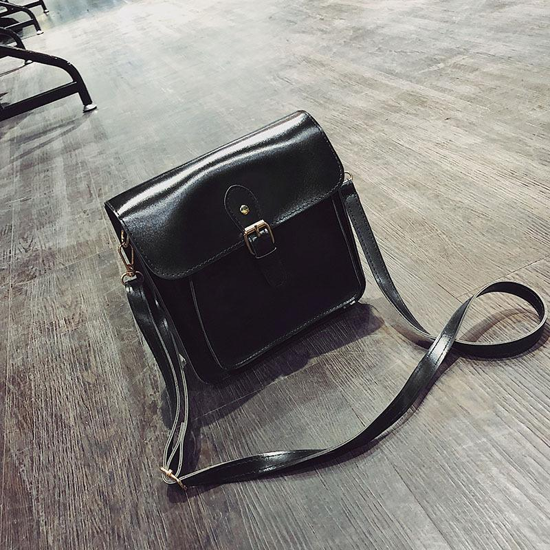 Free2019 Fire Exceed Ins Autumn Small Square Package Concise Joker One Shoulder Student Original Old Literature Oblique Satchel