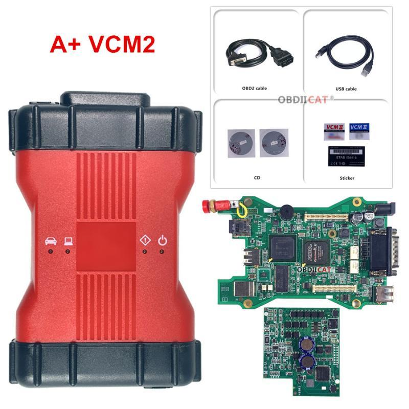 أداة VCM2 VCM 2 OBDII التشخيص