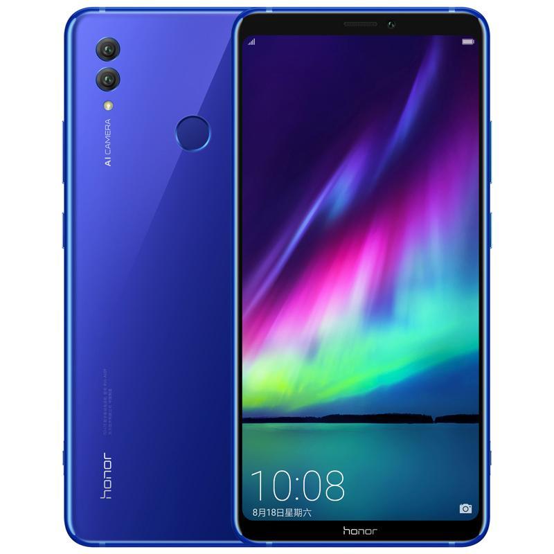 "Original Huawei Honor Note 10 4G LTE Cell Phone 8GB RAM 128GB RAM Kirin 970 Octa Core Android 6.95"" AMOLED Full Screen 24.0MP NFC 5000mAh Fingerprint ID Smart Cell Phone"