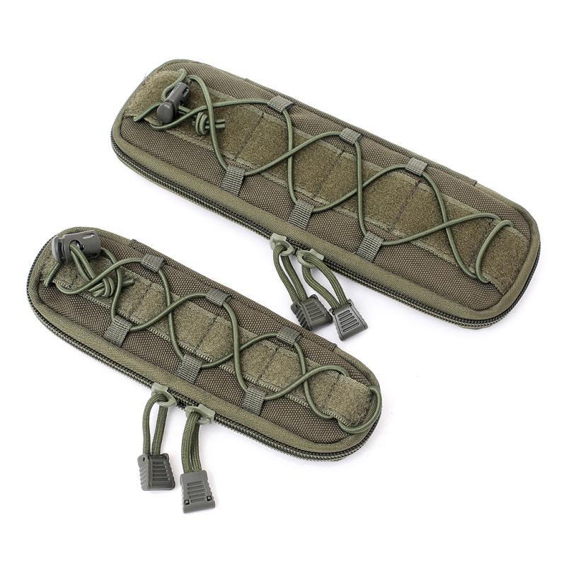 Taille Pochette de ceinture veste tactique Pouches EDC Sac à dos Accessoires pour la randonnée tactique de chasse militaire Camping Outils en plein air