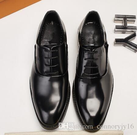 Men Shoes Dress Shoes Fashion Luxury