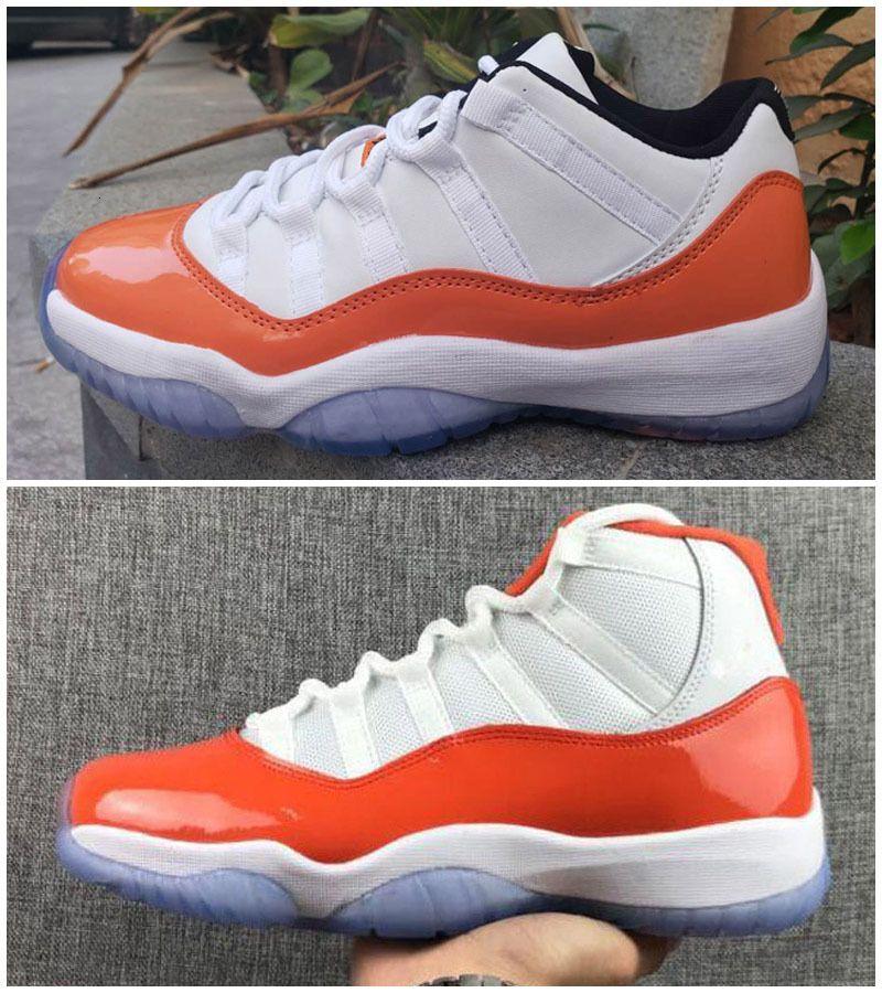 2020 Zapatos 11 bajo Naranja Trance 11s para hombre de baloncesto casquillo y del vestido PRM heredera Gimnasio Rojo Platinum Tinte espacio de atascos de las mujeres los zapatos de baloncesto de los deportes
