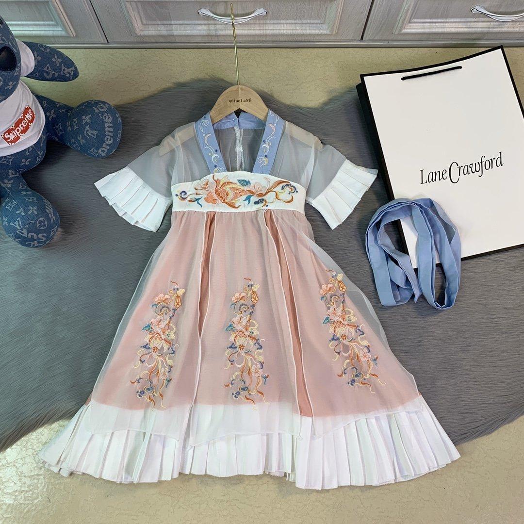 abiti firmati neonata del tutu vestono il trasporto libero della nuova messa in vendita di vendita all'ingrosso caldo elegante semplice O0EJ