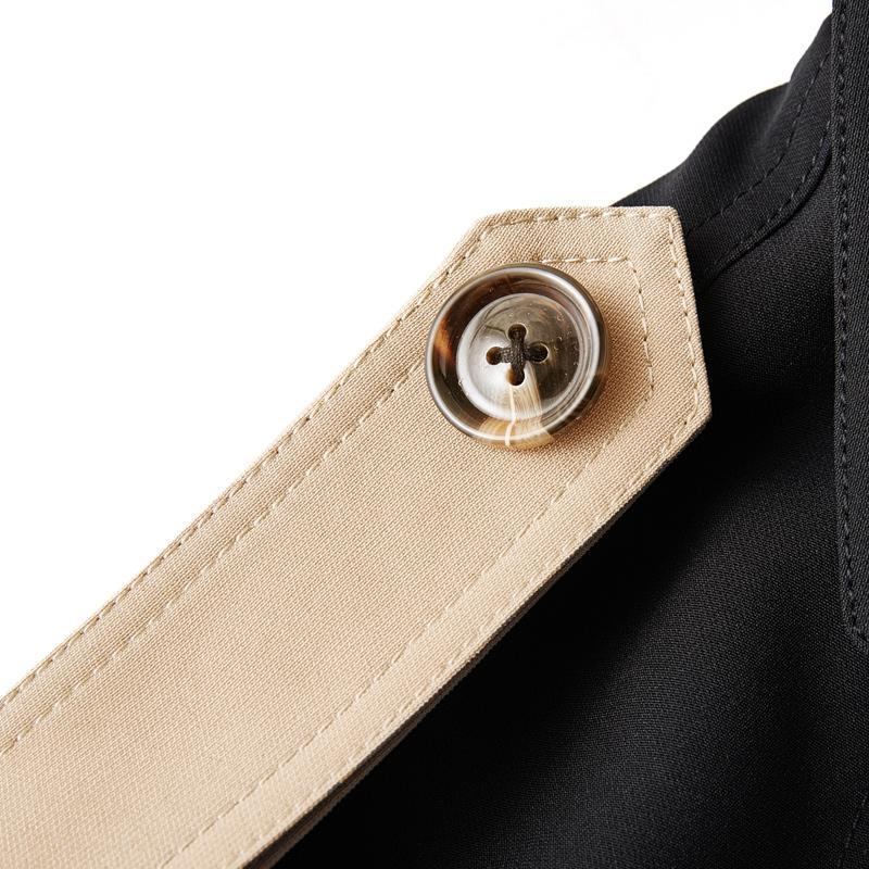 Yeni Geliş Moda Ekstra WINDBREAKER Erkekler Kış Coat X Large boyu Casual Çift Breasted Artı boyutu SMLXL2XL3XL4XL5XL6XL