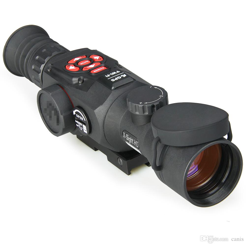 Tactical Night Vision Scope HD 3-14X Day And Night Rifle Scope 3 View Modes Bluetooth And Wifi CL27-0025