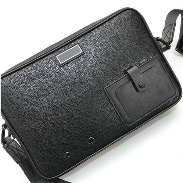 Sac de postier de simples hommes et sac à dos confortable adapté à la mode classique quotidienne cartables mailbags Sac Messenger sac une épaule