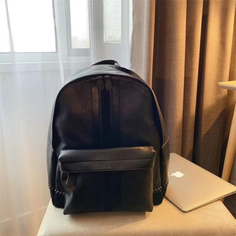 Дизайнерские рюкзаки для Моды рюкзак мужской роскошный рюкзак бренд двойной сумки на ремне Весна сумка телефон кошелек #hn5i