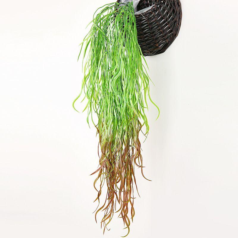 85cm artificial Ivy Garland plantas de vid falsa cadena de follaje Flores Decoración plástica de la flor artificial de la rota