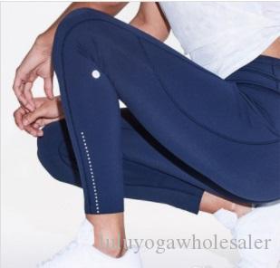 083 لو-لو طماق دنة سريعة ومجانية اليوغا سروال لينة الرياضة رياضة ملابس اللباس الداخلي مطاطا للياقة البدنية سيدة كندا لو yogaworld طماق محاذاة