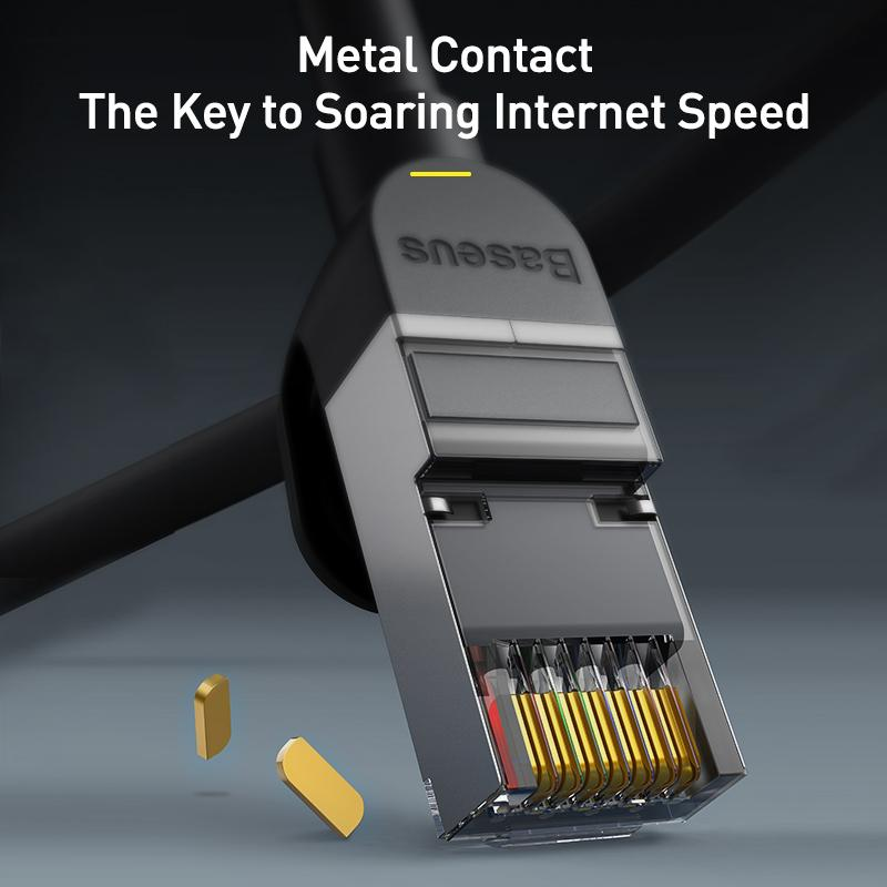 منتج جديد كابل إيثرنت LAN كيبل CAT6 UTP RJ45 كابل للكمبيوتر راوتر RJ 45 شبكة الإنترنت 3M / 5M / 10M الحبل الشبكة