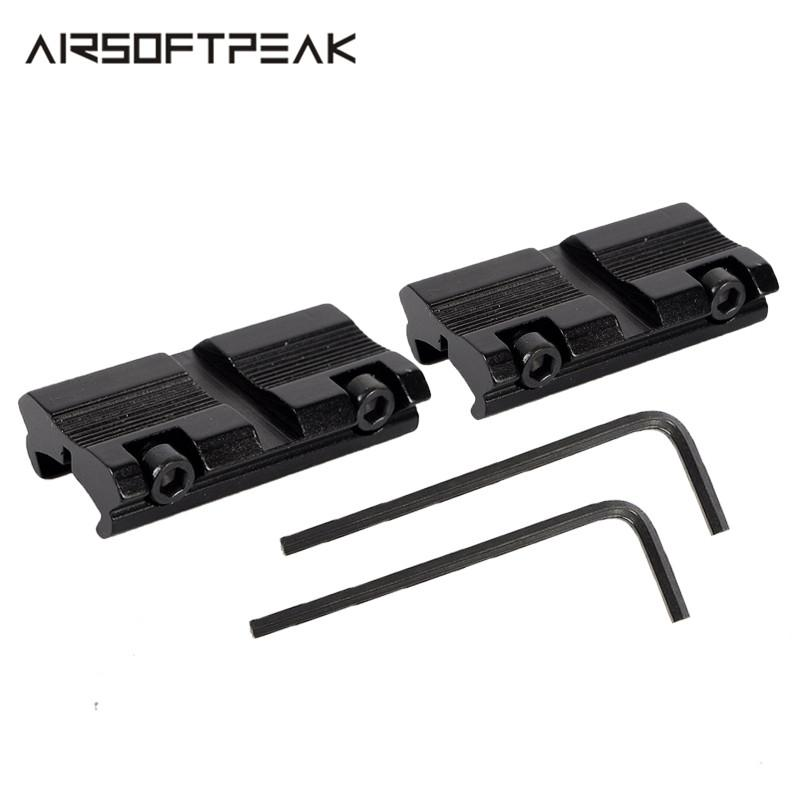 2020 Hunting Rifle Gun Scope Mounts Base Tactical 11mm Dovetail To 20mm Weaver Picatinny Rail Adapter Mount Gun Accessory From Superbsupplier 10 14 Dhgate Com