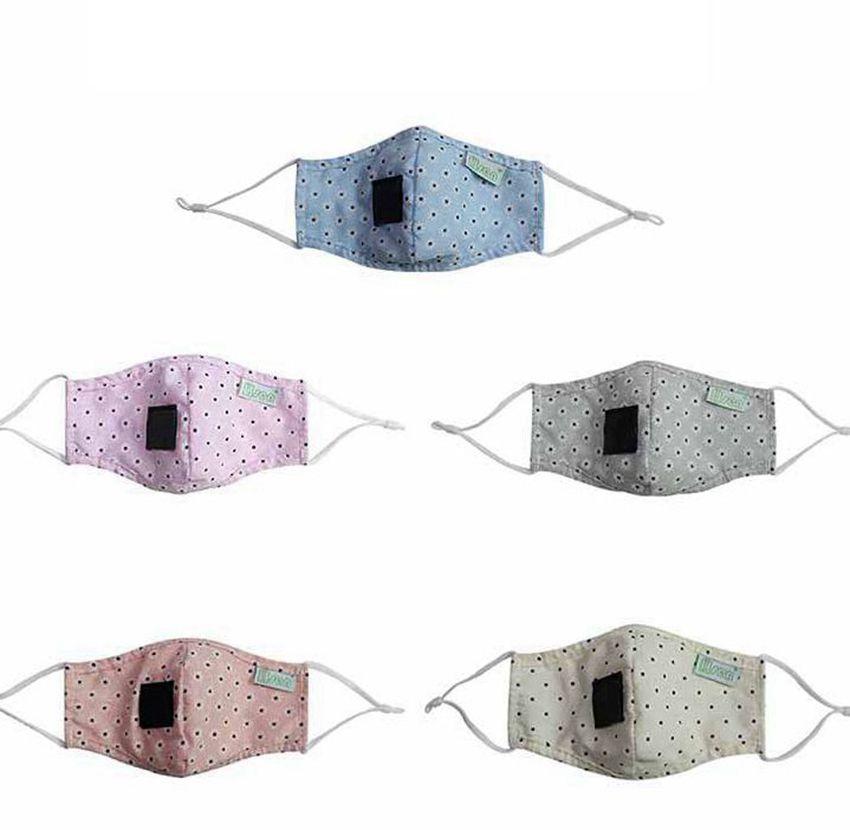 дети маски для лица мультфильма печати лица Бандан с соломенным Отверстием для Пейте Открытый моющийся многоразовый Dust соломинка маски LJJK2364